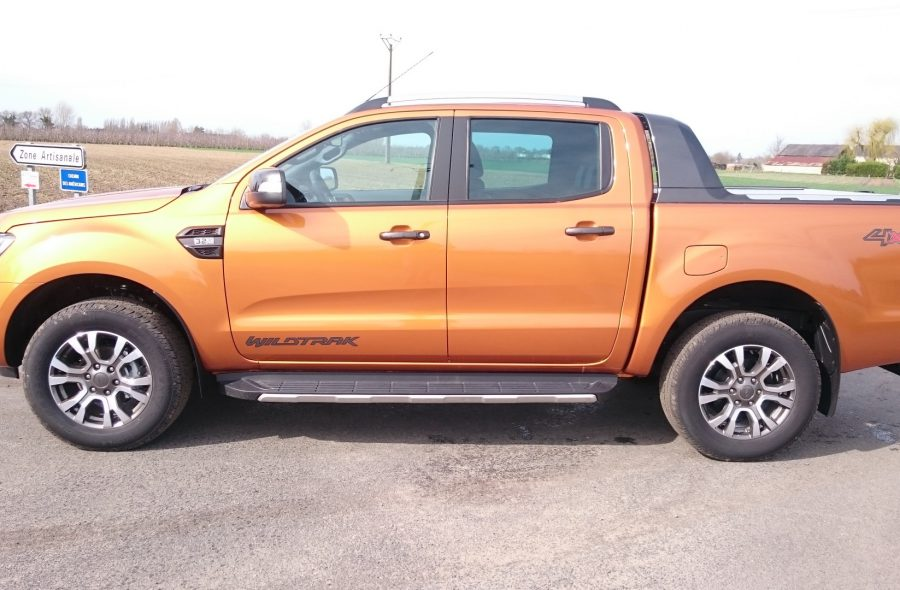 Ford Ranger Double Cab 3.2 TDCI 200CH Automatique DOUBLE CABINE WILDTRAK Diesel Neuf