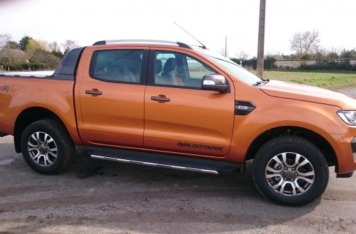 Ford Ranger Double Cab 3.2 TDCI 200CH DOUBLE CABINE WILDTRAK Diesel Neuf