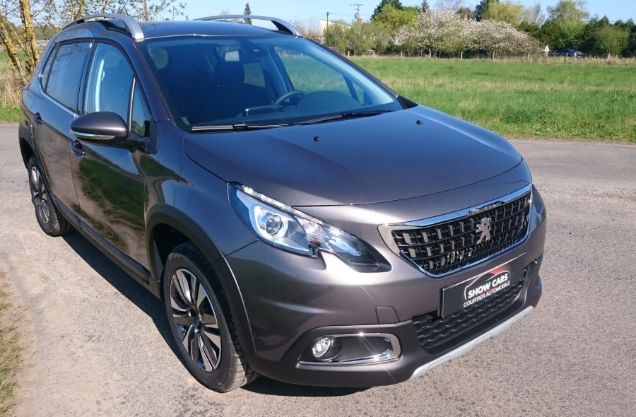Peugeot 2008 Allure 1,6 HDI 100 ch Diesel Neuf