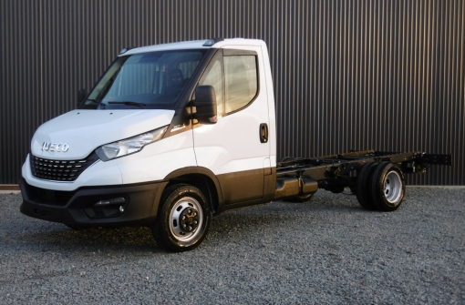 IVECO daily CHASSIS CAB 35 C18 EMP 3750 DIESEL Neuf